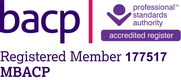 Qualifications. BACP logo